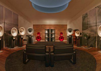 Hörraum der Avantgarde Acoustic GmbH