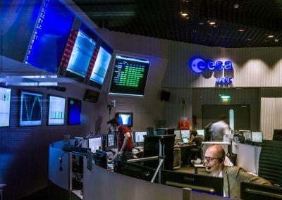 Weltraumagentur ESA in Darmstadt